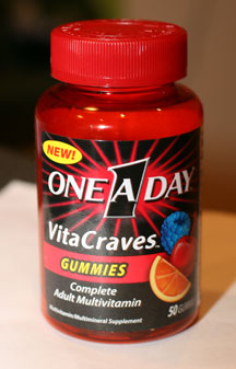 VitaCraves Bottle