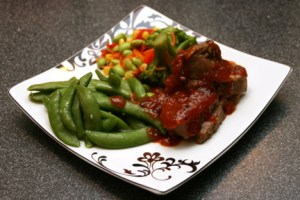 Asian Plum Pork