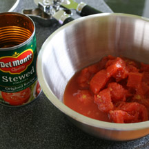 Del Monte Stewed Tomatoes