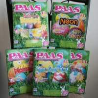 Colorful, Decorating, Eggy Fun! - PAAS Easter Egg Decorating Kits Review & Egg Coloring Instructions