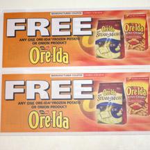 Ore-Ida Steam n' Mash Prize