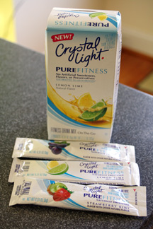Crystal Light Pure Fitness