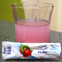 Crystal Light Pure Fitness - Strawberry Kiwi