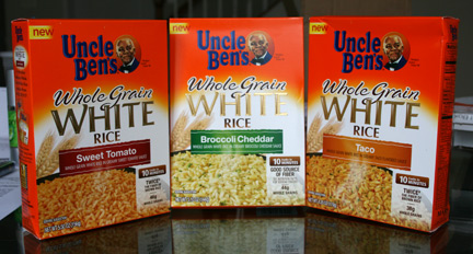 Uncle Ben's Whole Grain White Rice