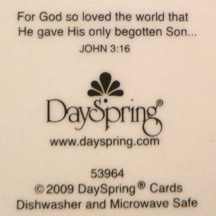 DaySpring Jesus is the Gift