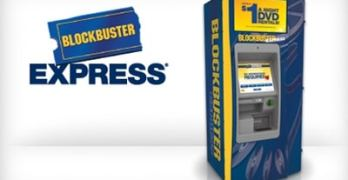 5 Movie Rentals for $2 from Blockbuster Express