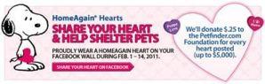 HomeAgain Hearts