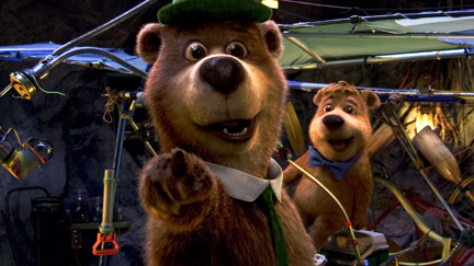Yogi Bear Screenshot