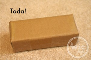 How to Make a Box - Done!