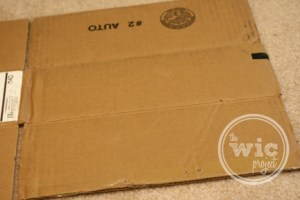 How to Make a Box Step 1