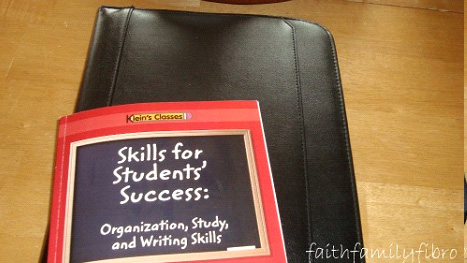 Skills for Students' Success: Organization, Study, and Writing Skills