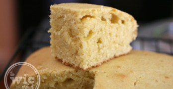 Mix Master Miriam vs. Grandmother's Buttermilk Cornbread (Recipe)