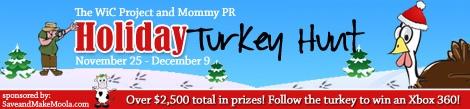 Holiday Turkey Hunt