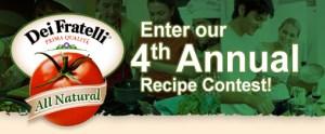 4th Annual Ripened Recipe Contest
