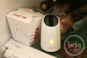 Oransi Ionic Fridge Air Purifier