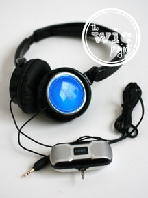 Coby Xtreme headphones