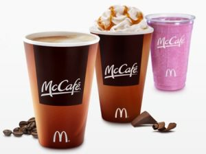 McCafe Beverage