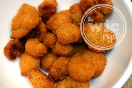 Gorton's Seafood Popcorn Shrimp
