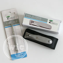 ToiletTree Products Grooming Line Tweezers and Nail Clippers