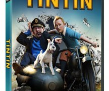 """The Adventures of Tintin"" on DVD – Review"