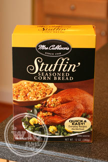 Mrs. Cubbison's Stuffing Mix