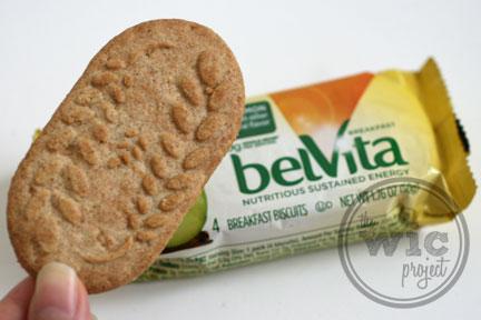 belVita Breakfast Biscuits