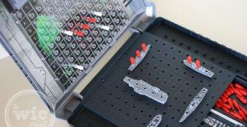 Hasbro's Classic Battleship Game & KRE-O Battleship Chopper Set – Review & Giveaway