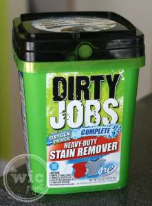 Dirty Jobs Complete Heavy-Duty Stain Remover