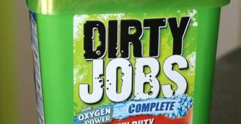 Dirty Jobs Heavy Duty Complete Powers Through Messes – Review & Giveaway