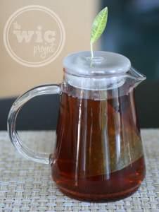 Tea Forte Tea-Over-Ice Brewing Pitcher