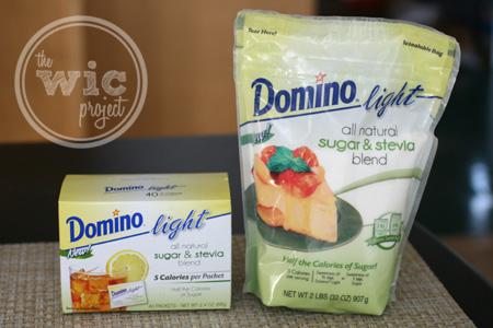 Domino Light Sugar Stevia Blend