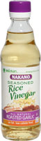 Nakano Seasoned Rice Vinegar - Roasted Garlic