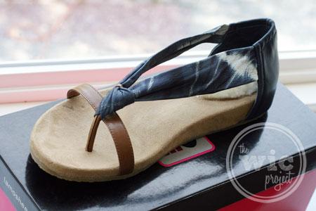 LAMO Uptied Sandals