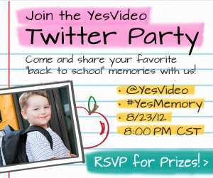 Yes Video Twitter Party