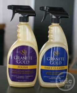 Granite Gold Polish & Daily Cleaner