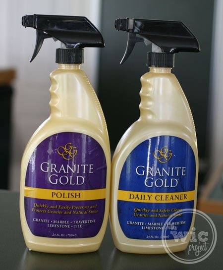 Granite Gold Polish & Daily Cleaner