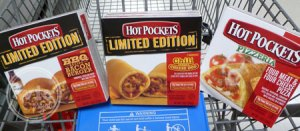 Hot Pockets Selection