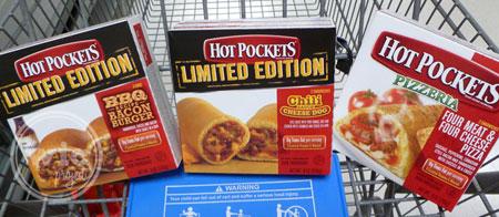 Hot Pockets Selection