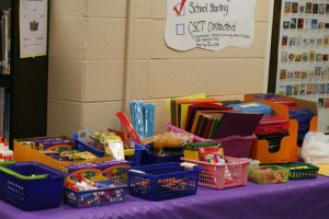 Stuff the Bus Donations