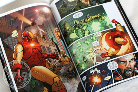 Marvel The Avengers Graphic Novel