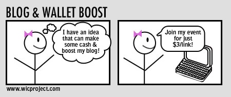 Blog & Wallet Boost