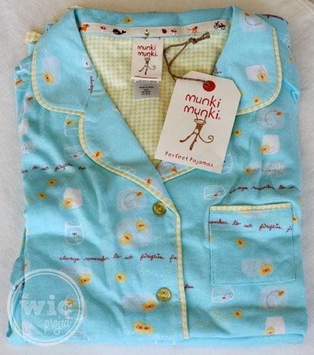 munki munki pajama set