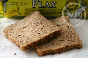 Food for Life Ezekiel 4:9 Sprouted Flax Bread