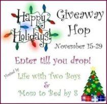 Happy Holidays Giveaway Hop