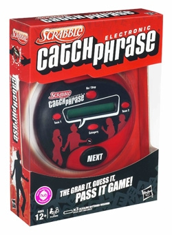 Scrabble Catch Phrase