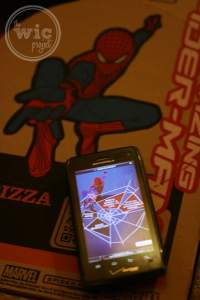 Web-Slinger App