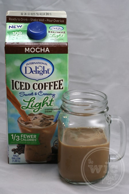 International Delight Light Iced Coffee - Mocha Flavor
