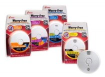 Kidde Worry Free Alarms