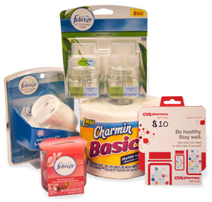 P&G/Charmin Prize Pack