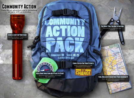 Community Action Pack